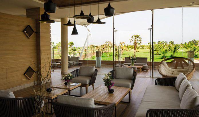 Club-House du Golf Chrifia