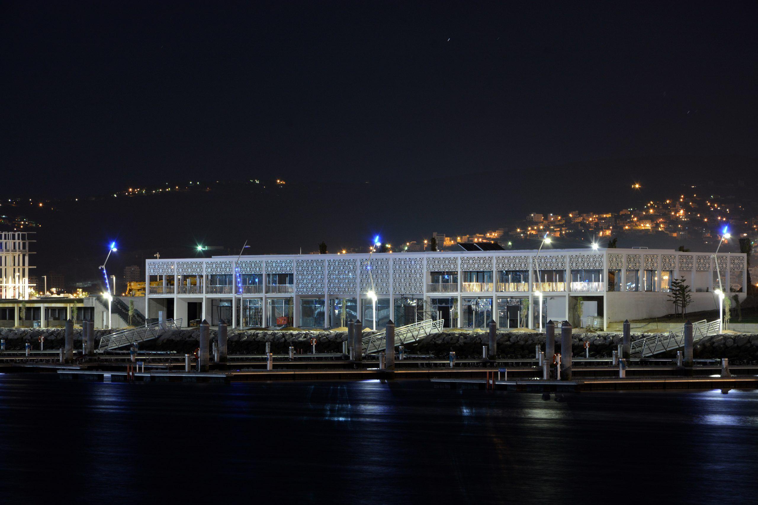 Club Nautique Tanger