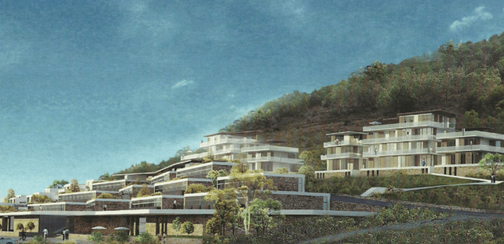 Les résidences de la colline – T2